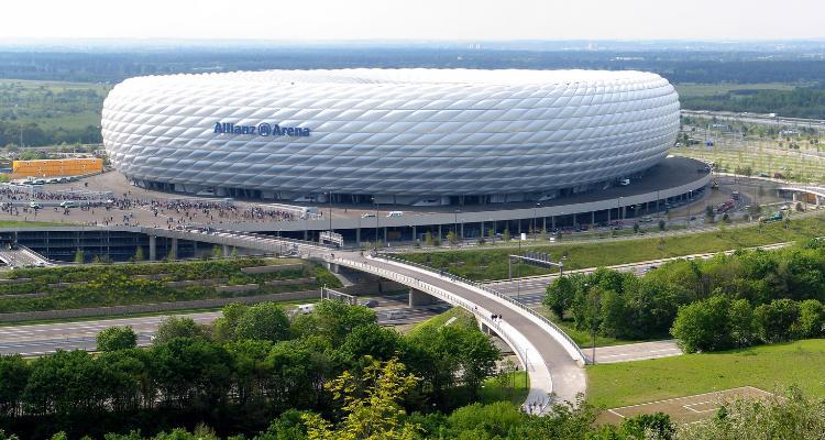 Os Melhores Estádios do Mundo