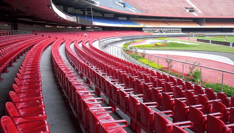 Estádio Morumbi - São Paulo SP