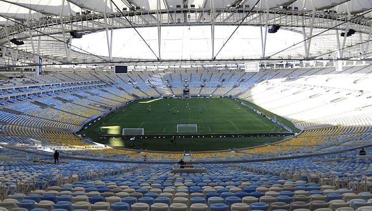 Estádio do Maracanã - Rio de Janeiro RJ
