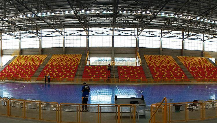 Arena Multiuso Sorocaba - Sorocaba/SP