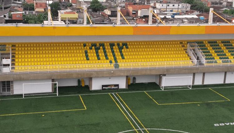 Projeto Instituto Neymar Jr - Praia Grande/SP