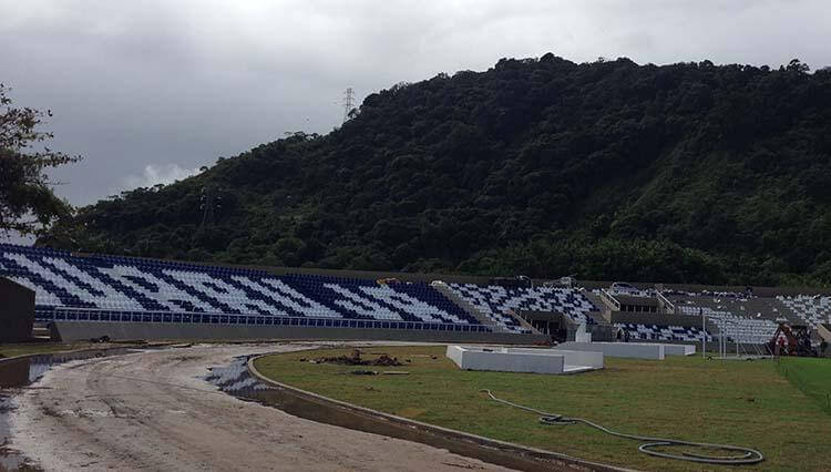 Estádio Antônio Fernandes - Guarujá/SP