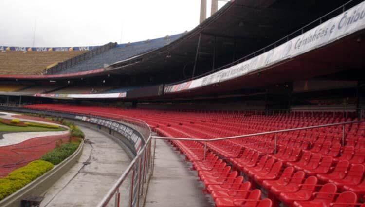 Estádio Morumbi - São Paulo/SP