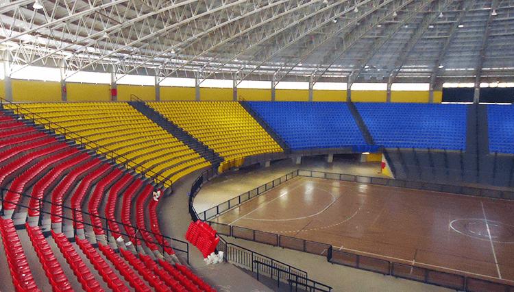 Ginásio Municipal de Marília - Marília/SP