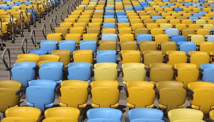 Estádio do Maracanã - Rio de Janeiro/RJ