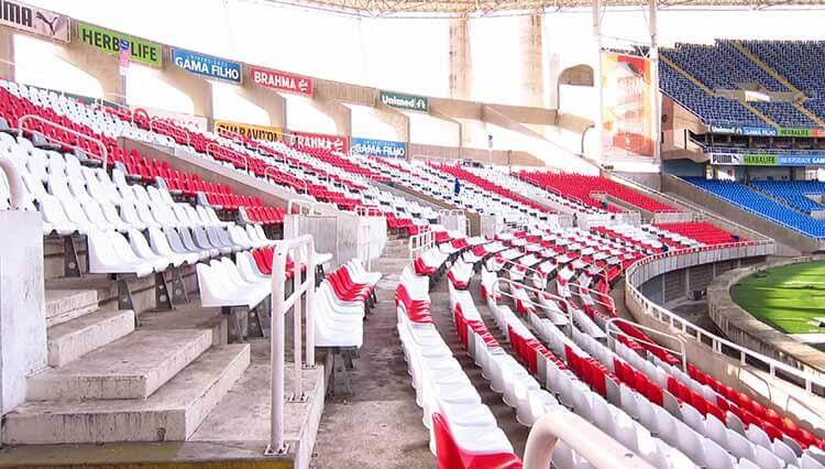 Estádio Nilton Santos (Engenhão) - Rio de Janeiro/RJ