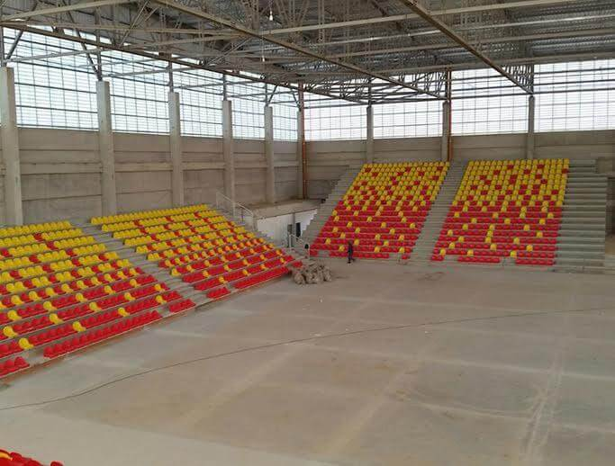 Construção e Reforma de Complexos Esportivos