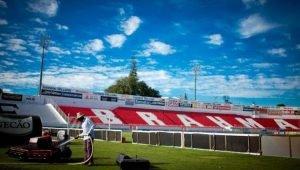 Estádio Moisés Lucarelli (Ponte Preta) – Campinas/SP