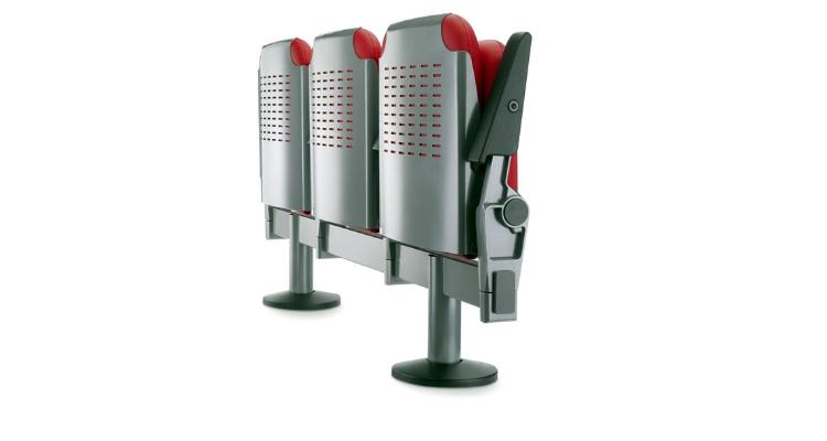 A solução dos assentos retráteis para otimizar espaços