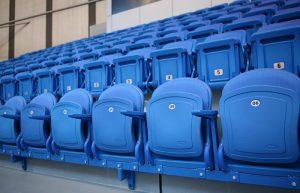 Assentos retráteis ideal para otimizar espaços