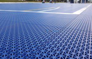 Pisos Modulares para Quadras Esportivas Indoor e Outdoor