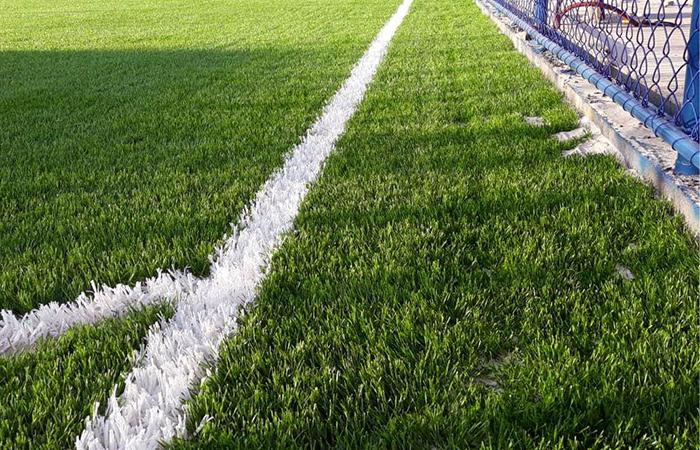 Read more about the article Grama Sintética Esportiva para futebol